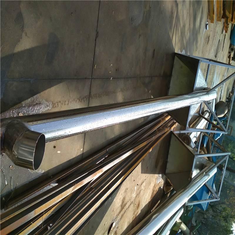 批量生产散装物料加厚管有轴提升机 开平市U型带盖螺旋送料机