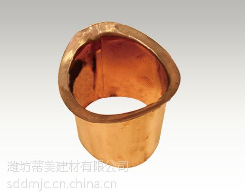 纯铜落水系统的优势是什么
