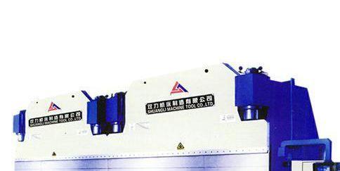 WC67K双机联动数控板料折弯机 安徽双力大型液压折弯机