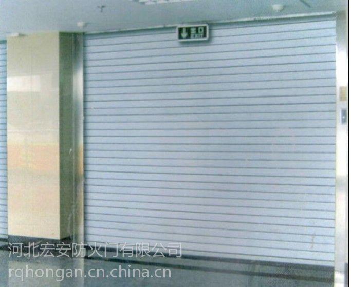 供应甘肃钢质防火防烟卷帘门(复合型)