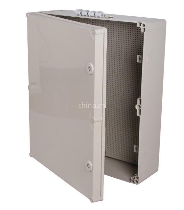 供应供应塑料电子接线盒 室外防水接线箱 塑料配电箱 500*400*195仪表箱