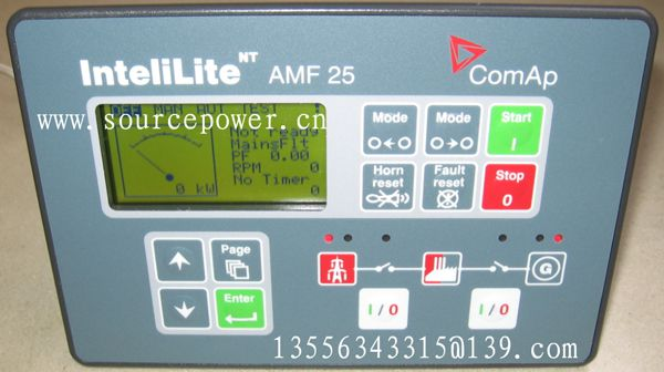 IG-NTC-GC,DSE8610-MKII,InteliLite-NT-AMF-25,常见故障排除