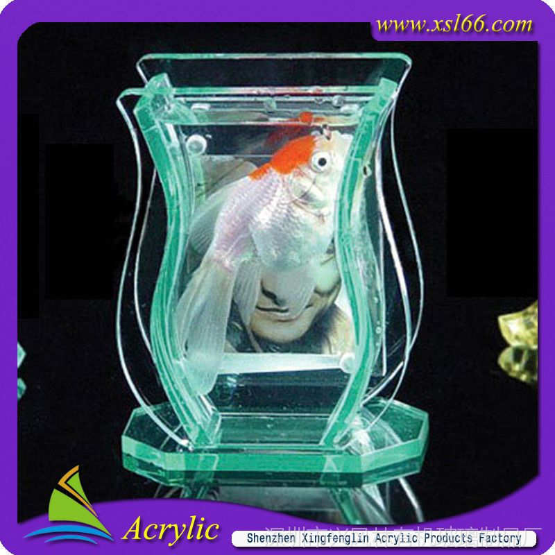 厂家生产亚克力鱼缸 亚克力族世界 亚克力水族器材