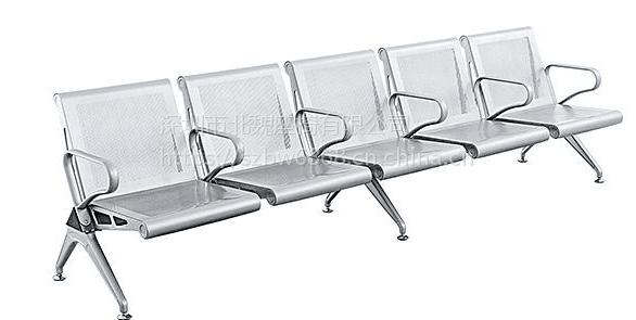 四人位不锈钢排椅图片*四人位排椅图片大全*不锈钢4人位排椅图片