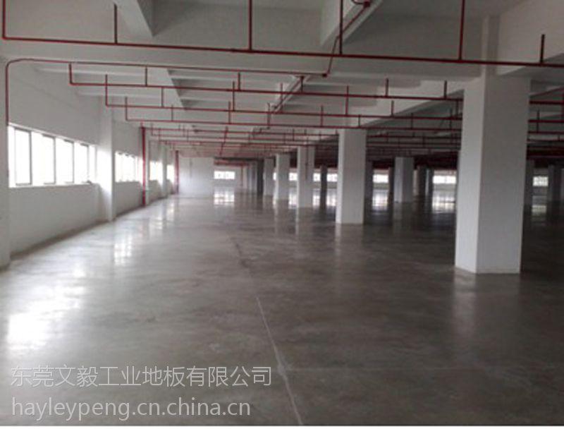 大朗镇求富路新工业区金刚砂固化地坪施工 旧厂房地面翻新