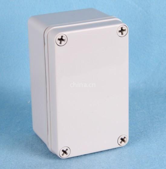 供应供应防燃材料接线盒 防尘接线盒 小型塑料盒 防雨接线盒