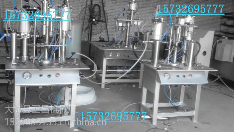 黑龙江简易操作的液体喷雾剂自喷漆灌装生产小型一体式设备