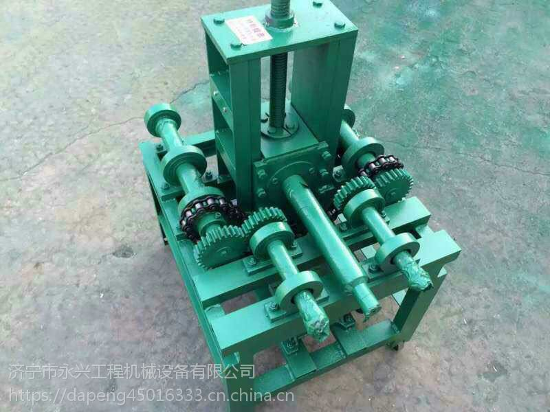 小型电动弯管机 大棚弧度弯管机好用不贵数量有限