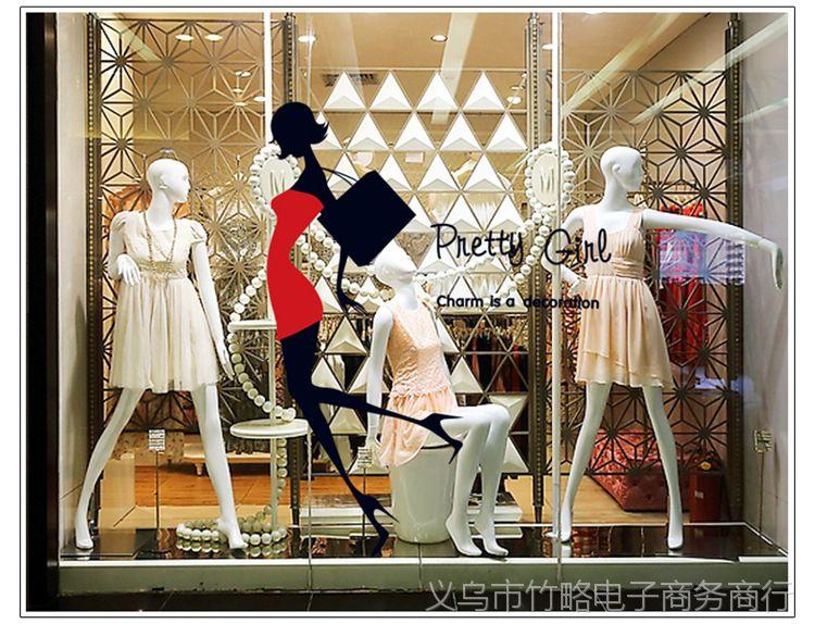 【性感美女超短裙高跟鞋墙贴服装性感性感专沙滩腿女商场4女鞋警长图片
