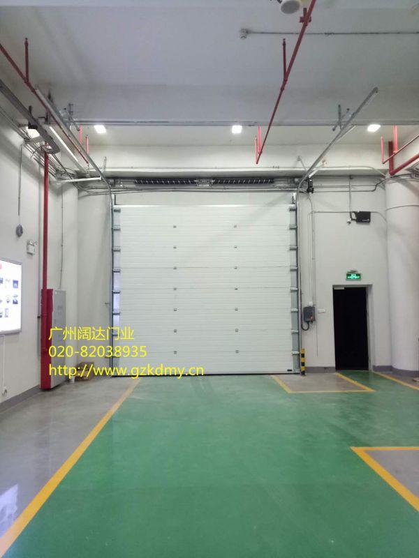 佛山工业提升门滑升门保温冷库门车库门防盗门厂家生产安装维修一条龙