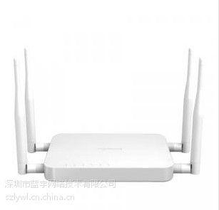 供应600Mbps 2.4/5.8GHz双通道双频室内挂式无线AP/网桥