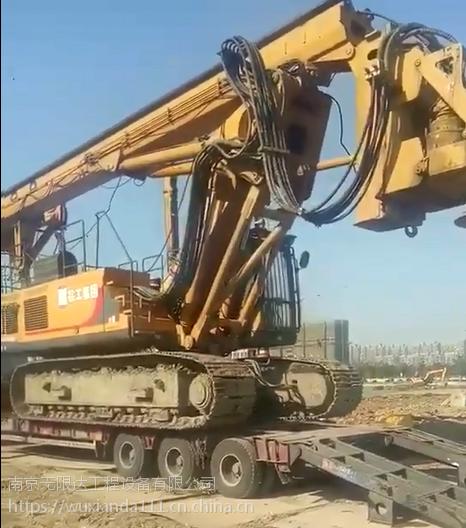 南京徐工旋挖钻机租赁价 大幅度优惠