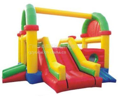 厂家供应充所滑梯,充气城堡,大型充气玩具