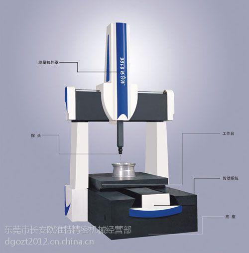 高标准AEH爱德华MGH系列MGH786固定桥式三坐标测量机