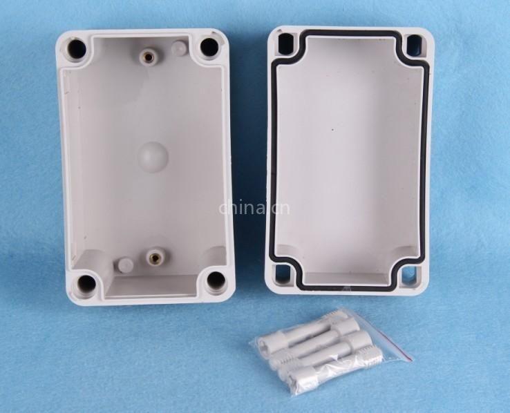 供应防水盒 塑胶防水盒 机电接线盒 电源监控防水盒 110*80*85防水盒