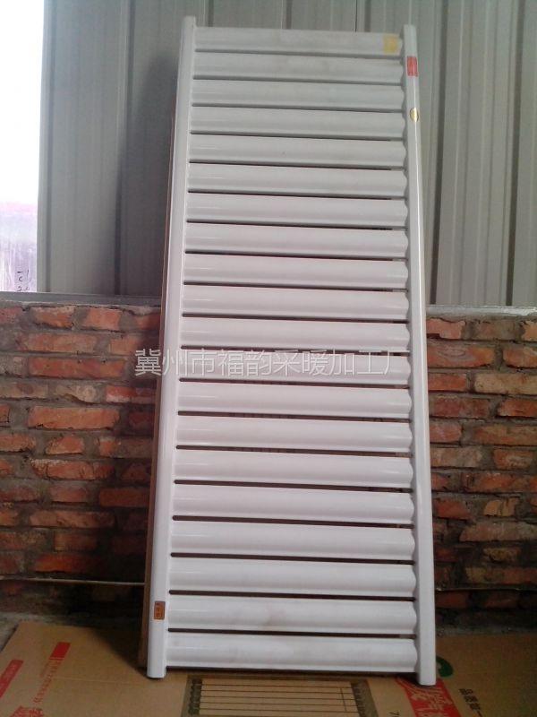 家用福暖多钢制5080型采暖暖气片散热器钢一柱暖气片散热器