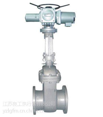 厂家专供碳钢材质电动闸阀 各种口径压力都有