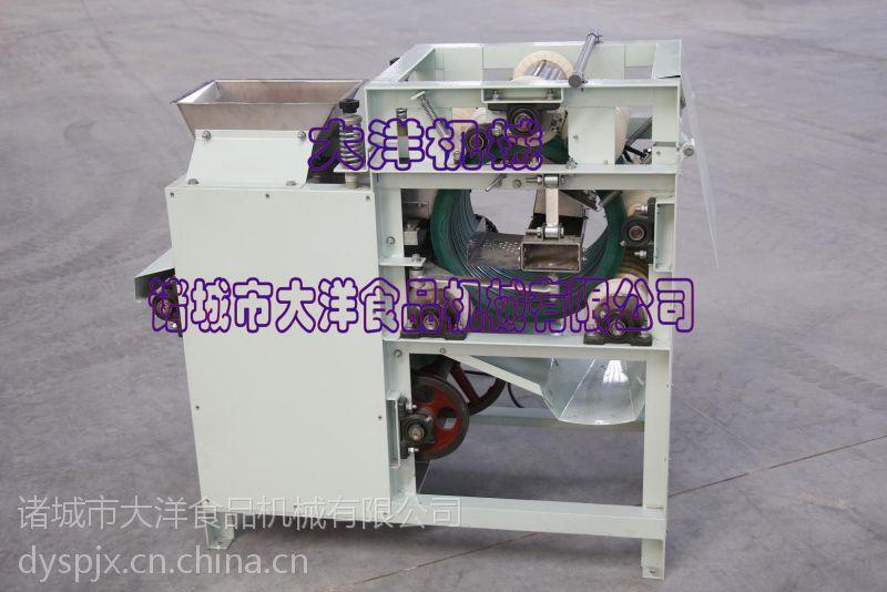 HTP型剥扁豆仁皮的机器 湿法兰花豆去皮机