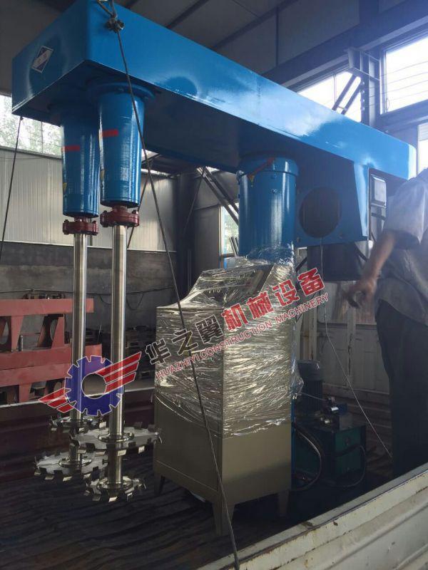 沈阳分散机厂家低价直销11KW液体分散机 农药药水高速搅拌机