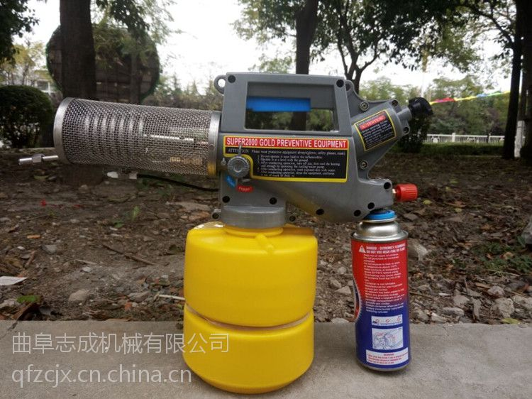 植保机械优质微型弥雾机高压烟雾打药机畅销林业烟雾机志成
