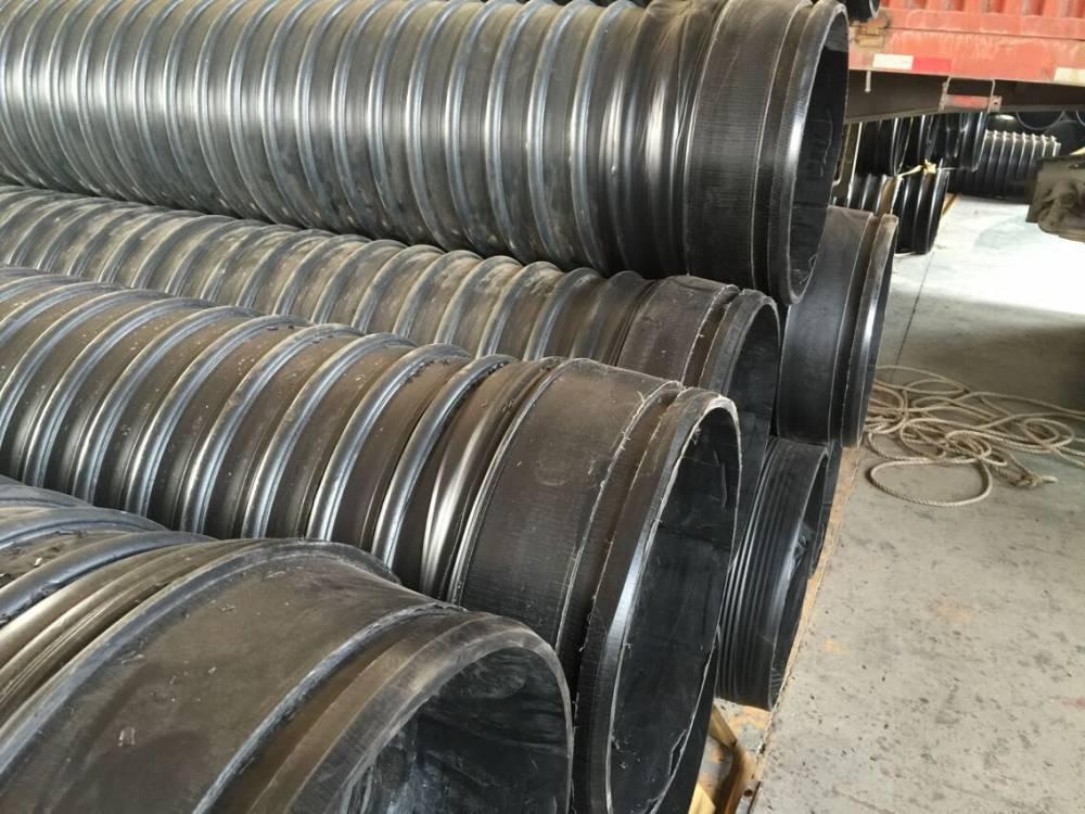 400排污钢带增强波纹管哪家好?