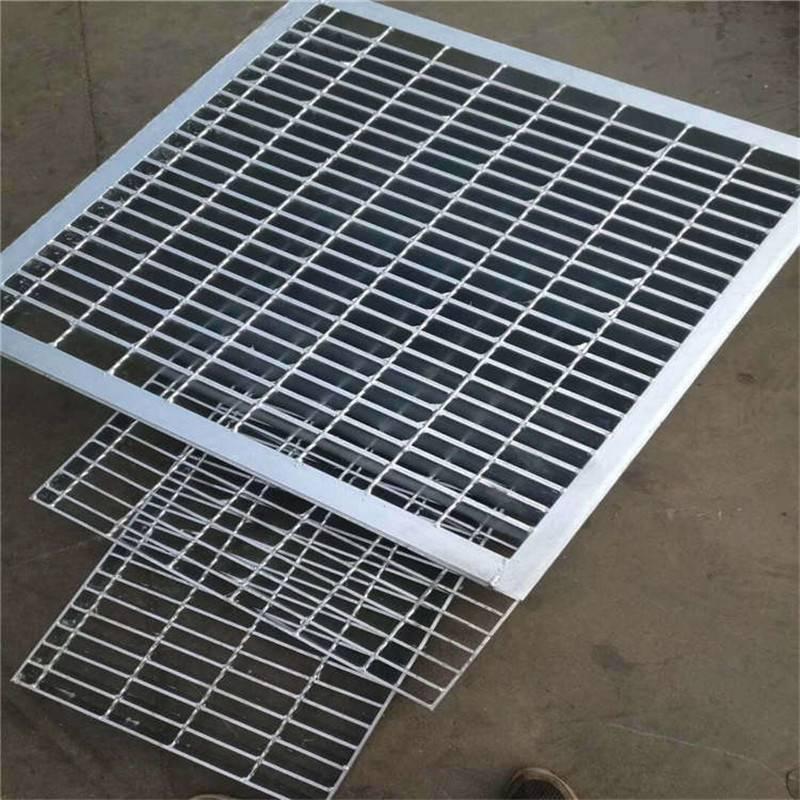异形格栅板,扇形格栅盖板,安平网格板价格