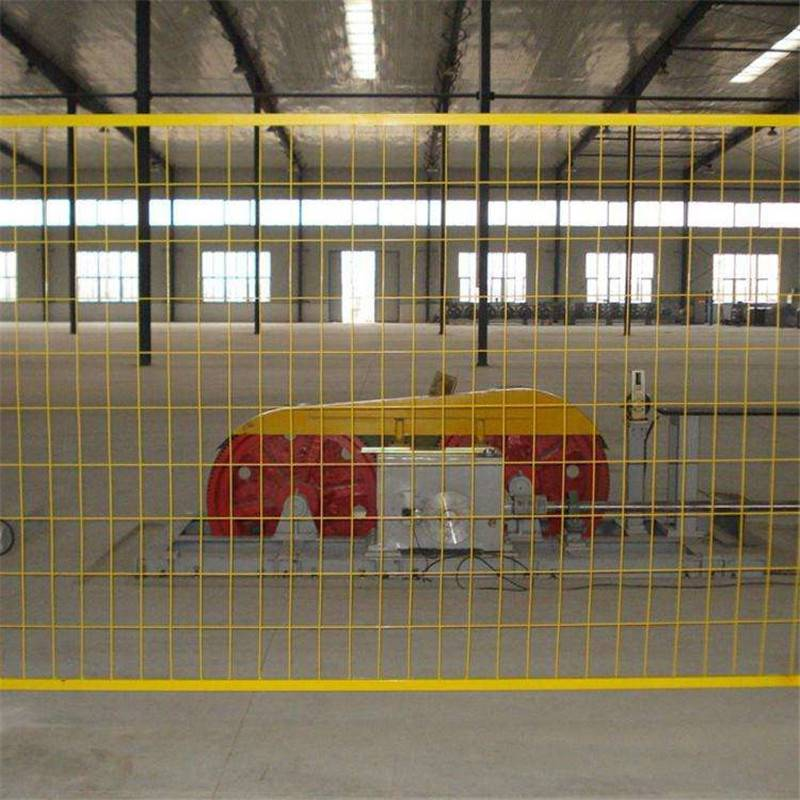 围场地铁丝网 绿色圈地用网 隔离防护网
