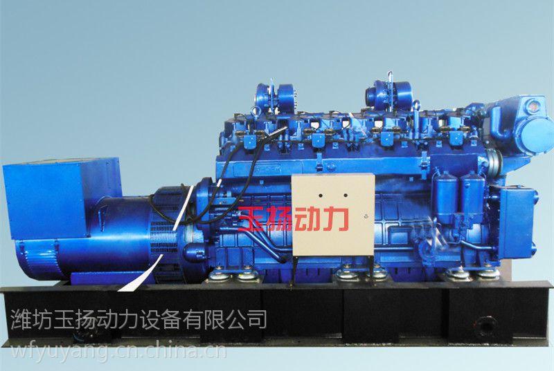 兰州厂家直销玉柴400KW燃气机组 大功率大厂家大品牌 零风险购买