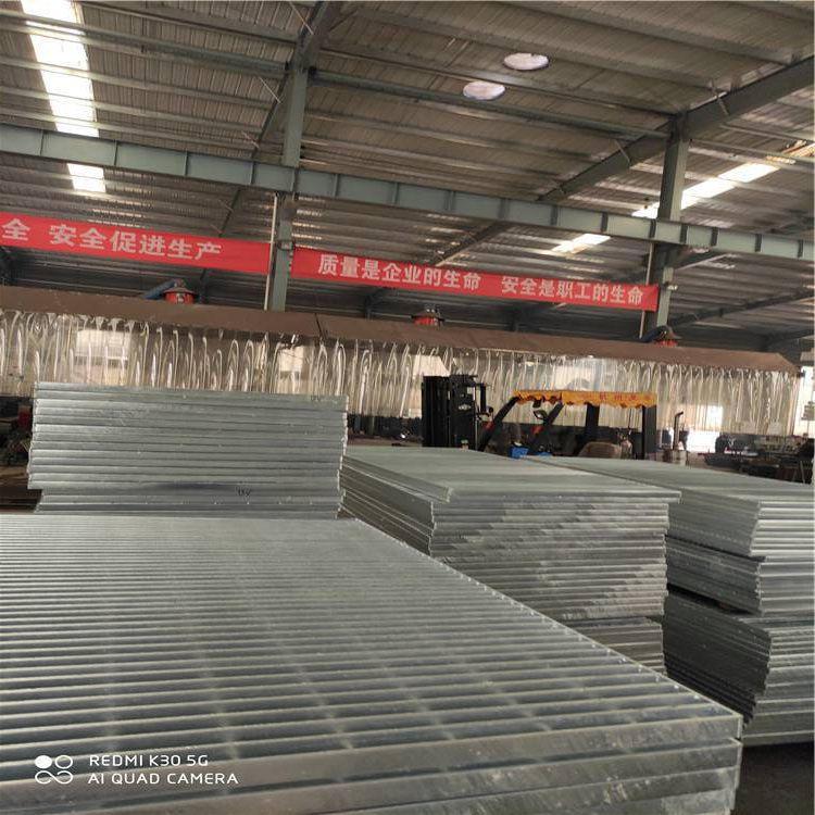 格栅板平台,防滑格栅板平台,钢格板生产厂家