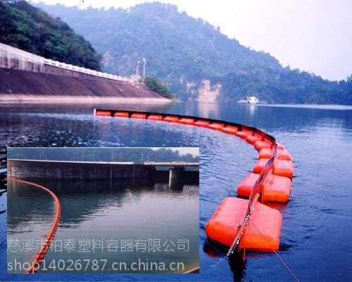 许昌食品级拦截浮漂 水库拦污栅浮体