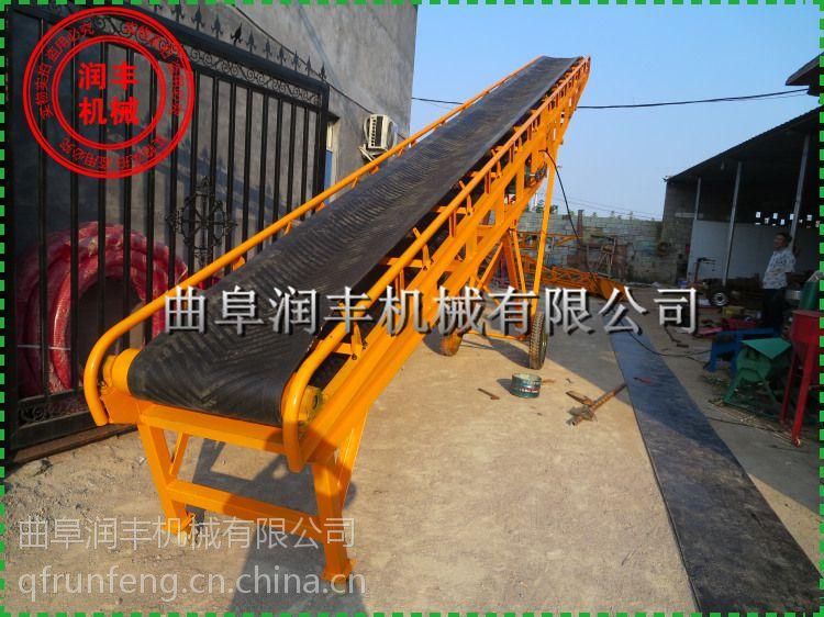 加工各种规格尺寸输送机 带式皮带加工机 润丰 传送机定做