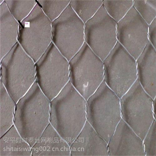 镀锌石笼网箱 用抗风化的坚硬石块作填料 石笼网厂家