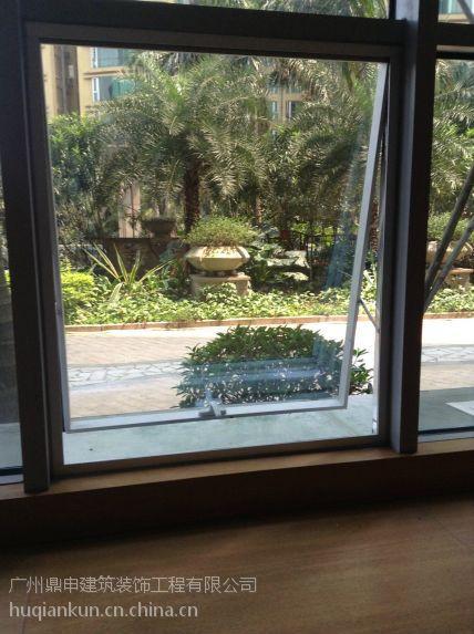 佛山固定玻璃拆除更换窗改造