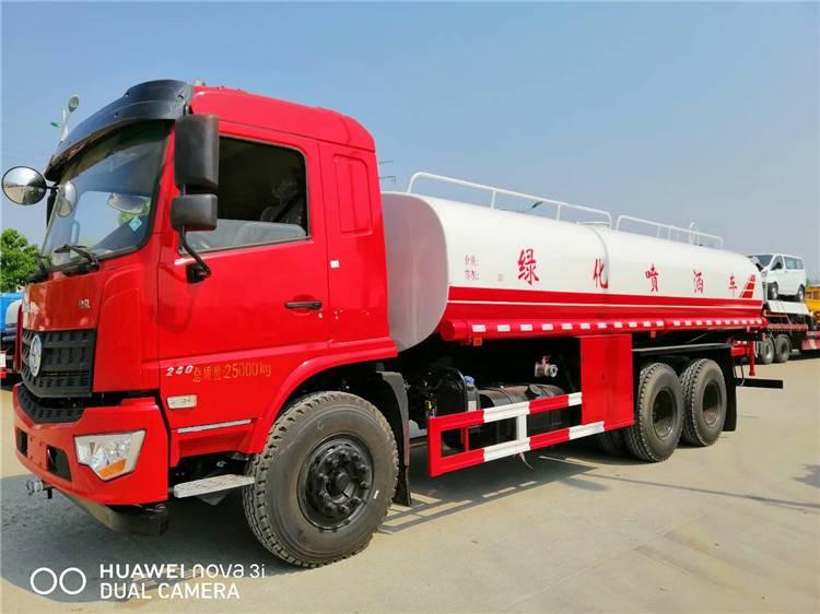 天锦洒水车配置_绿化洒水车厂家直销价格15897604666