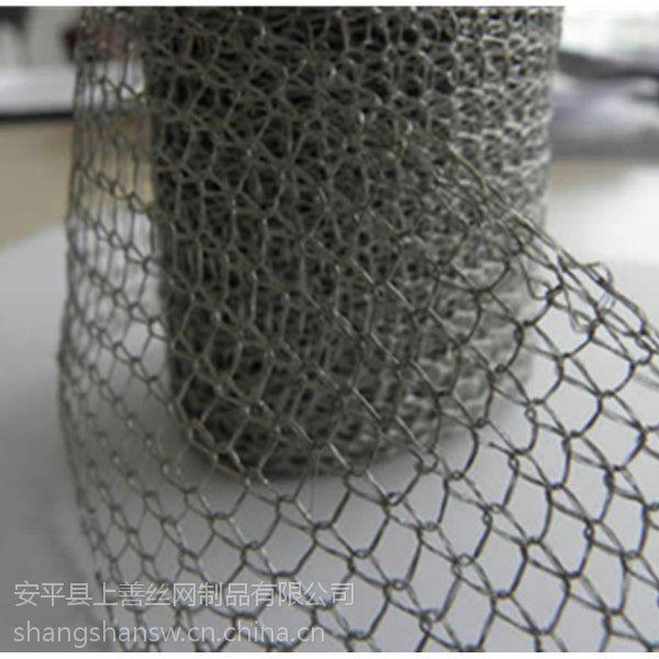 安平县上善气液分离除沫网过滤装置厂家特卖