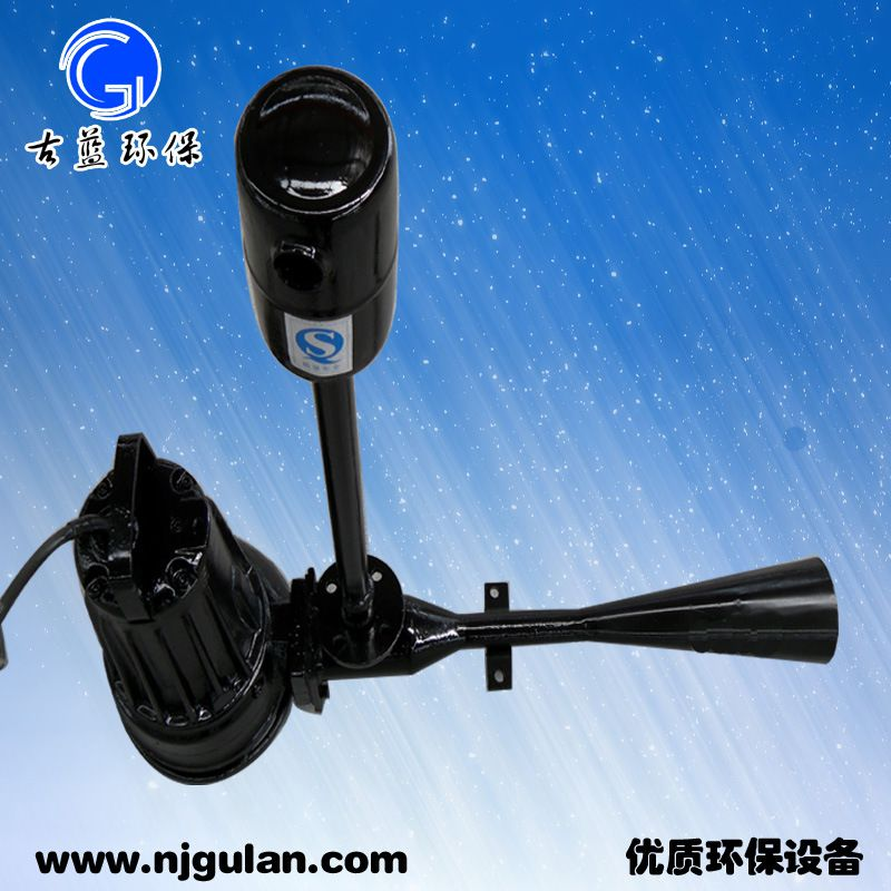 QSB1.5KW曝气机 射流曝气机 深水自吸式射流曝气机