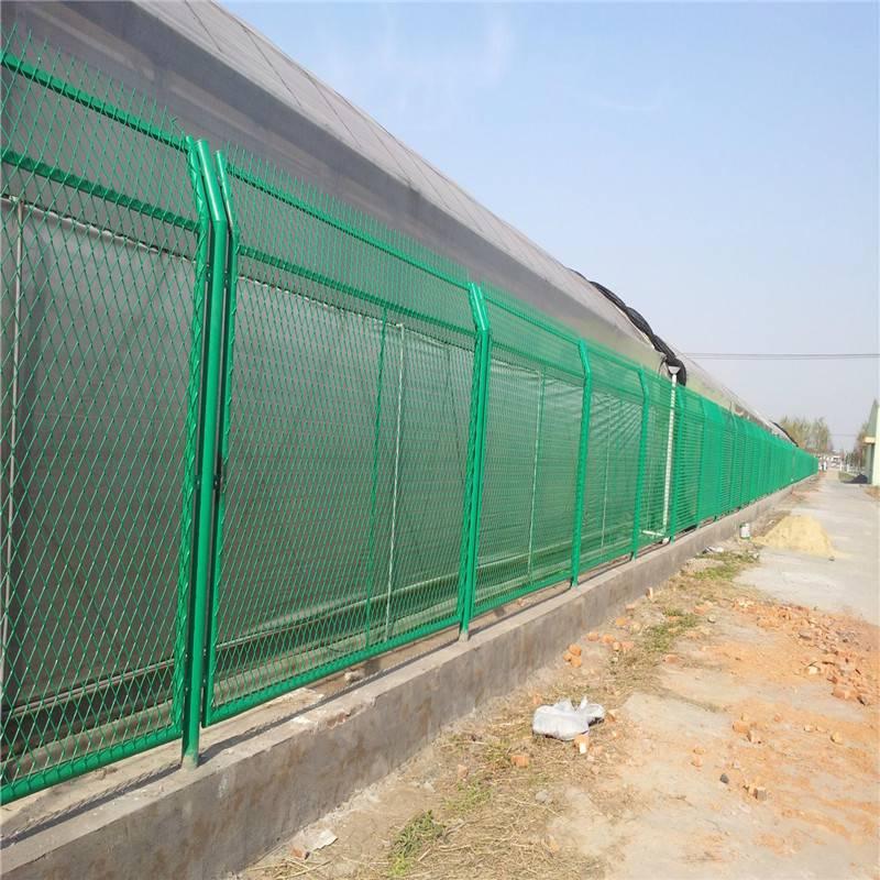 桥梁防护网 框架护栏 花园防护网