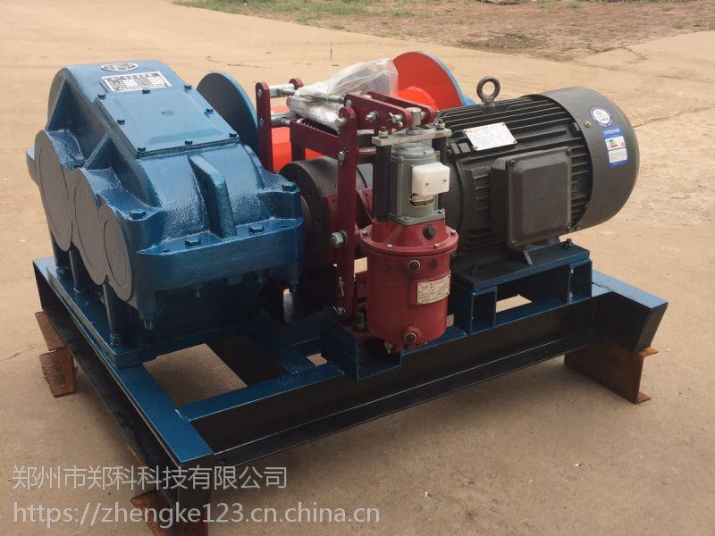铜仁郑科JM-3T慢速四轴/三轴建筑施工起重机械