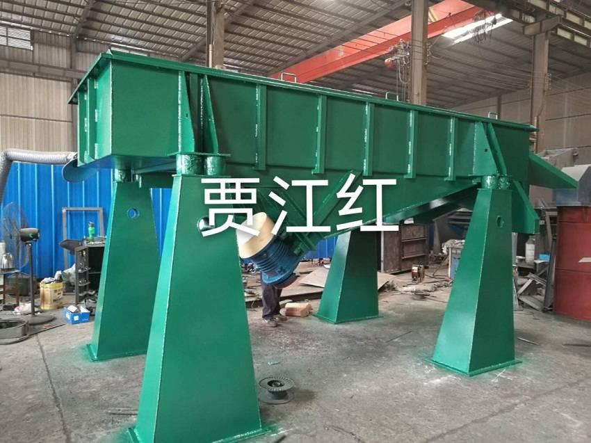 石英砂 硅粉 粉体 振动筛厂家 化工 新乡市升基利设备制造