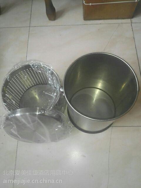 不锈钢茶水桶、剩水茶渣过滤收集桶 茶叶水垃圾桶 北京厂家直销包邮