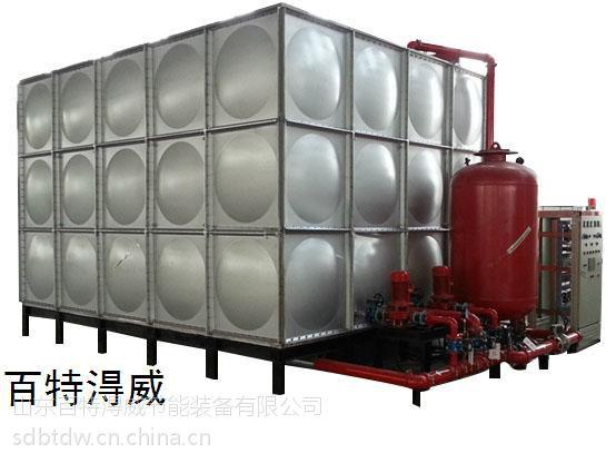 供应白城地区板式换热机组