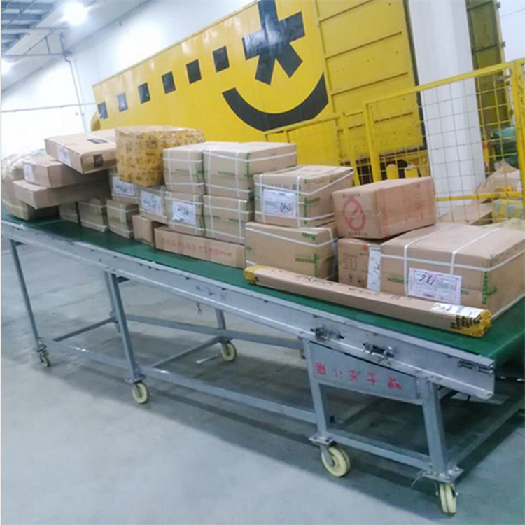 泗阳县Z型装车输送机铝型材输送机哪家比较好a88