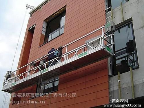 吊篮出租 出租吊篮 《佛山专业吊篮租赁租用 吊装家具上楼》