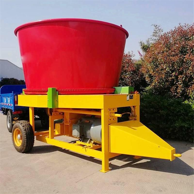 大型猪场养殖饲料机 各种干湿都能用的粉碎机 价格优惠零利润