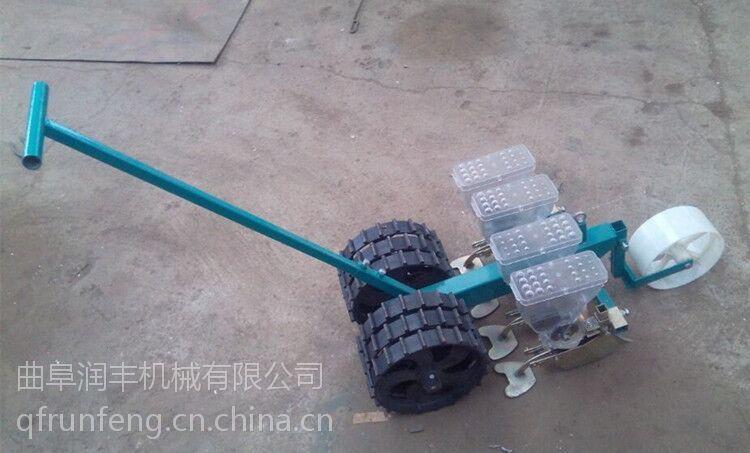 菜心油菜播种机 润丰 上海青菠菜生菜精播机 萝卜播种机