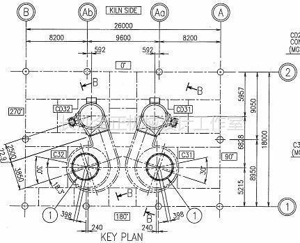 【供应国内机械设备的测绘/cad抄数服务/专利附图绘制