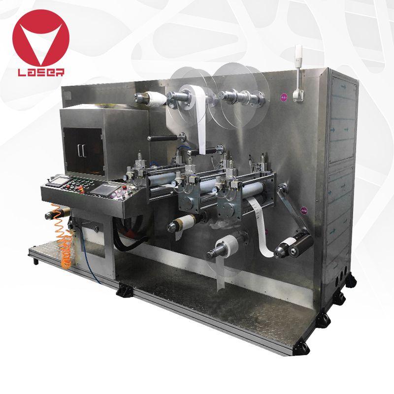 莱塞激光模切复合机 塑料薄膜打孔 卷材 激光打孔机