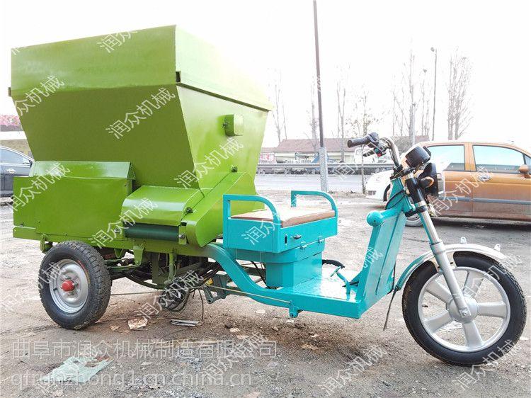 根据过道宽度定制撒料车 运输能力强电动撒料车 润众