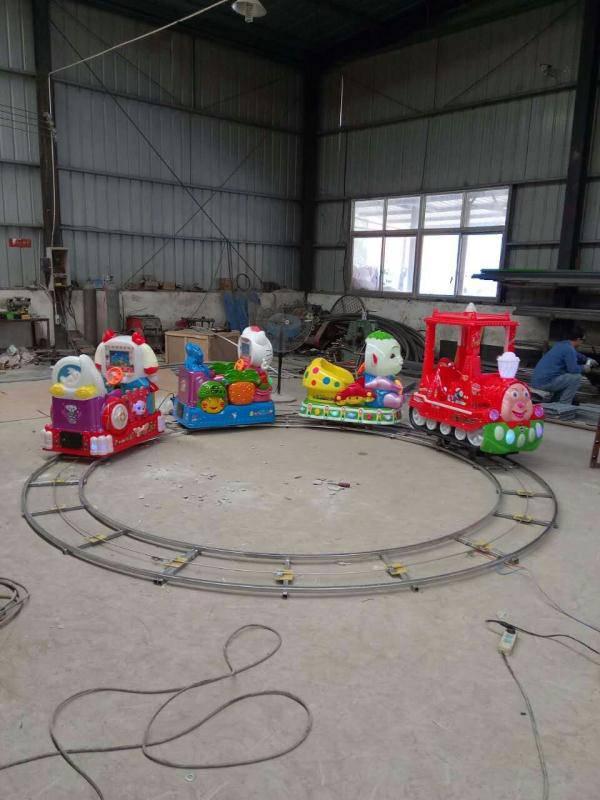 海洋轨道火车 室外轨道火车游乐设备 商场公园游乐设备生产厂家