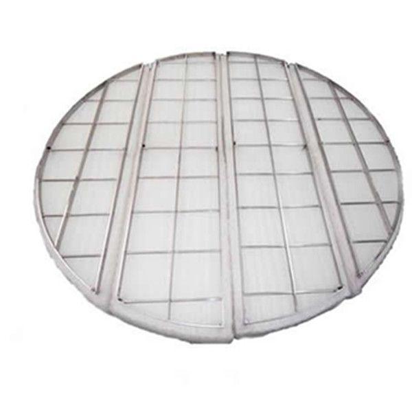 喷淋塔除沫层 丝网除雾器 不锈钢 PP聚丙烯塑料 安平上善定做